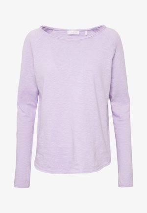 LONGSLEEVE - Topper langermet - pastel lilac