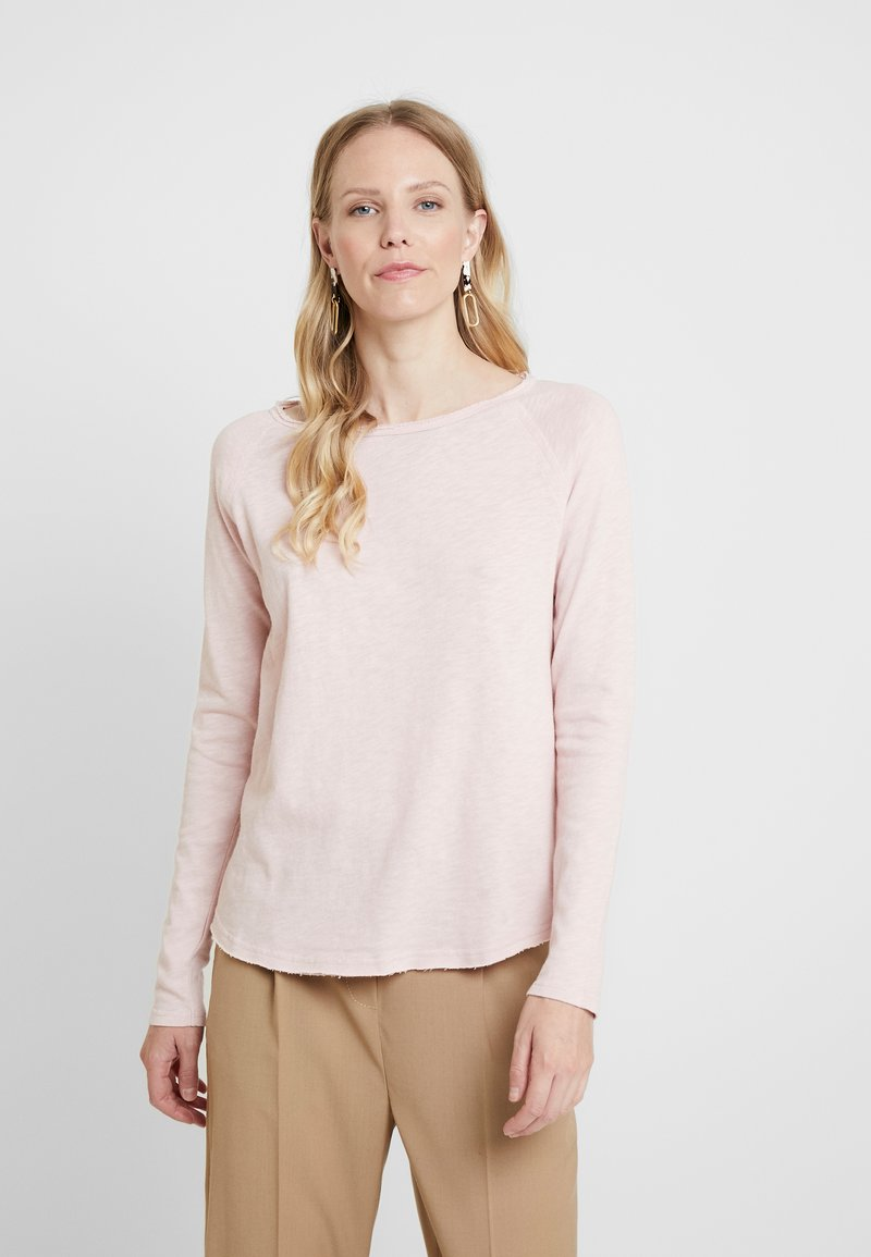 Rich & Royal - LONGSLEEVE - T-shirt à manches longues - pale pink