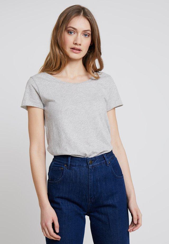 T-shirt basic - cloudy grey