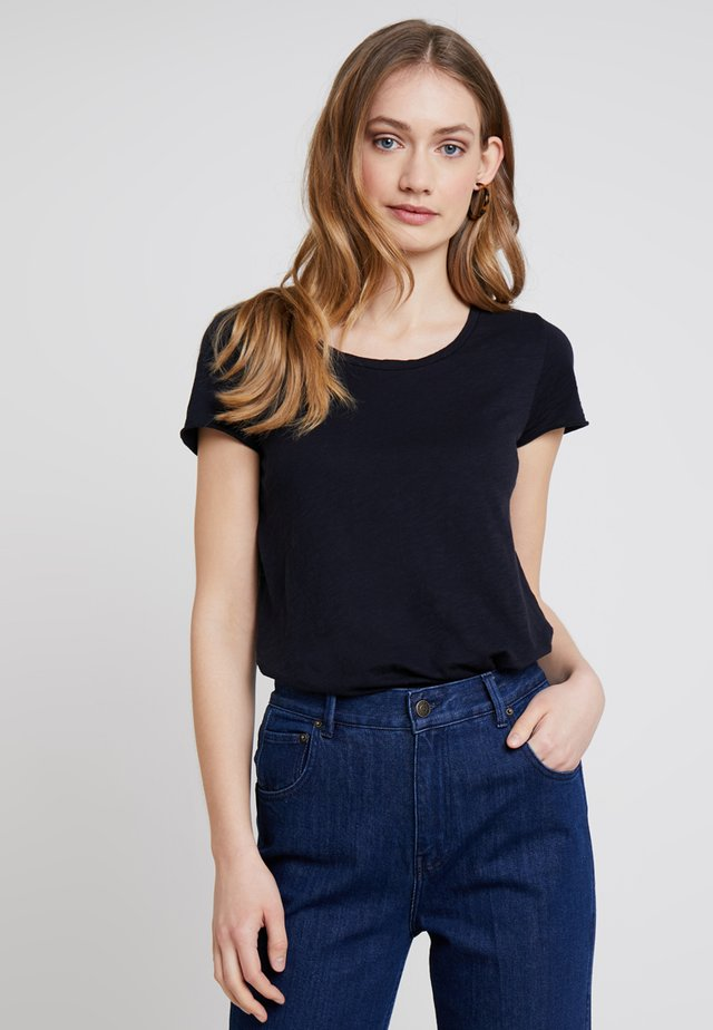 T-Shirt basic - deep blue