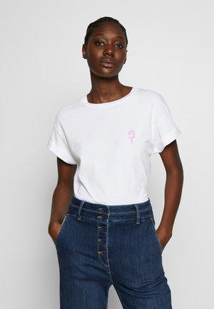 BOYFRIEND - T-shirts - spring pink