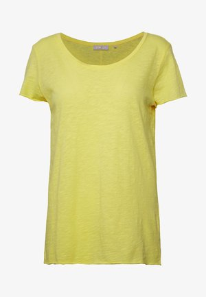 T-shirts - light lemon