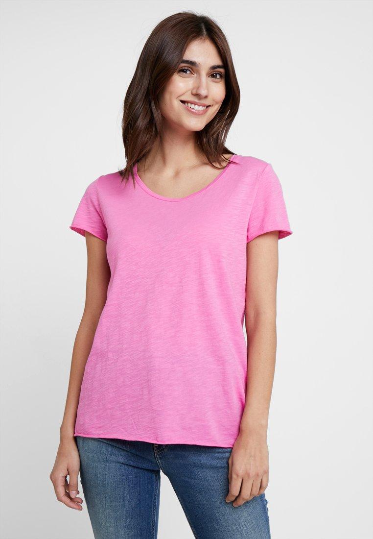 Rich & Royal - SLUB - Basic T-shirt - neon pink