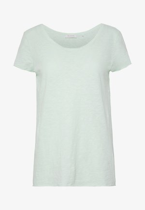 T-shirt basic - jade mint