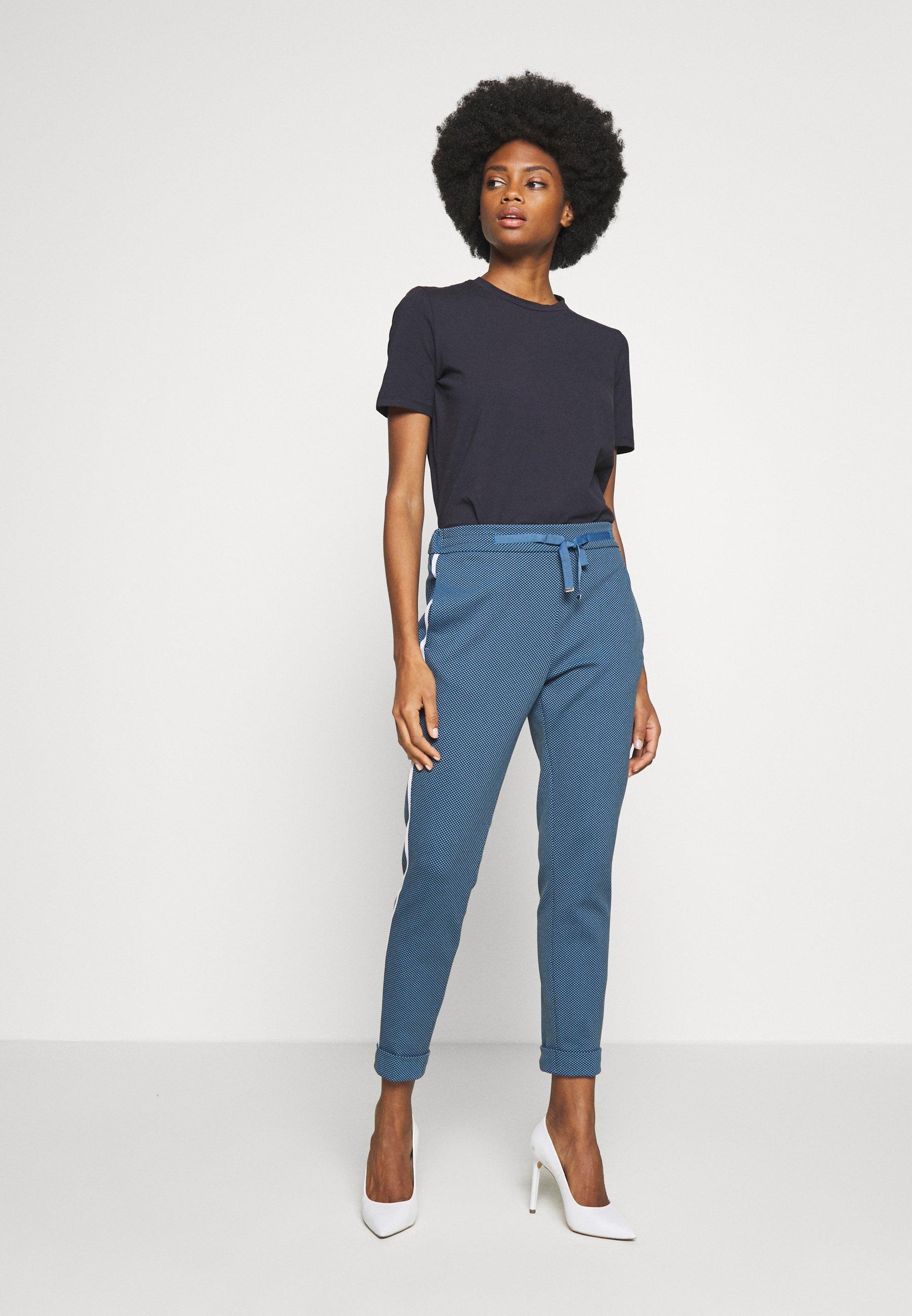 Rich & Royal ICONIC - T-shirt basic - deep blue