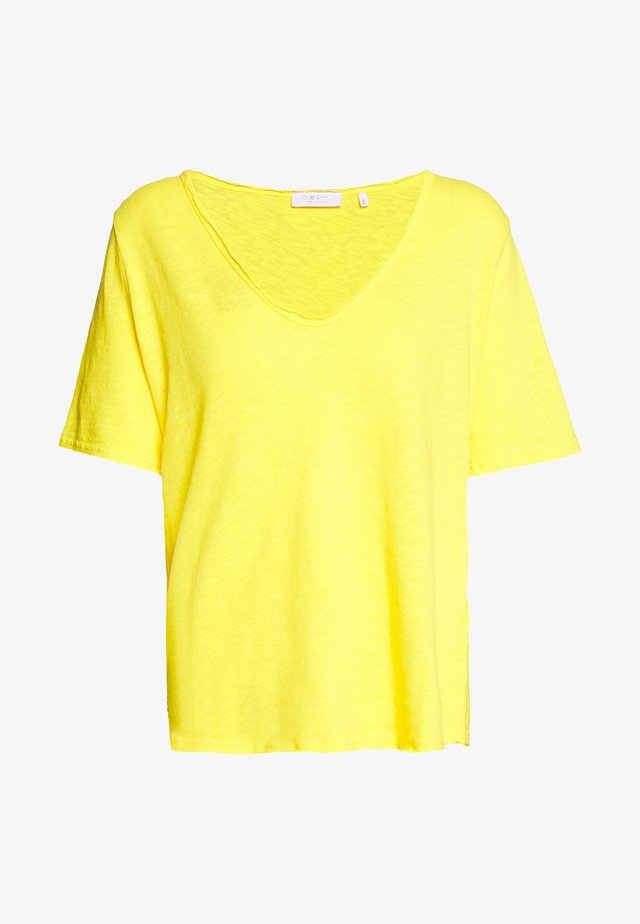 HEAVY - T-shirt basique - spring gold