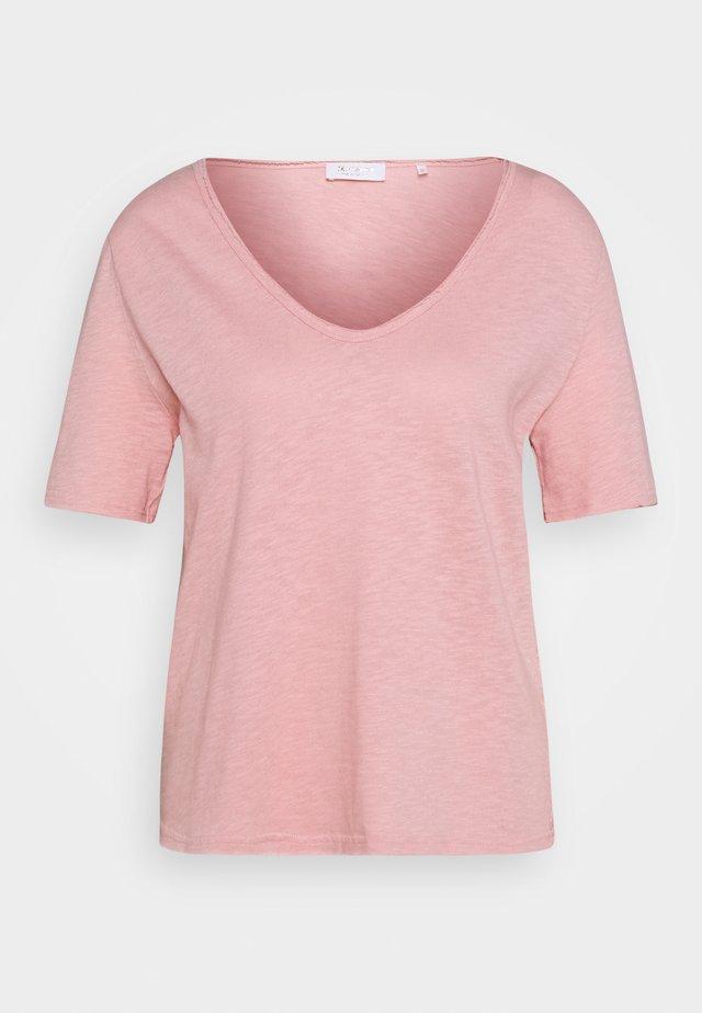 HEAVY SHIRT - T-shirt print - blush pink