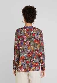 Rich & Royal - BLOUSE PRINTED - Camicetta - cherry red - 2