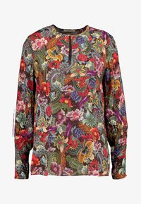 Rich & Royal - BLOUSE PRINTED - Camicetta - cherry red - 4
