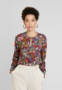 Rich & Royal - BLOUSE PRINTED - Camicetta - cherry red - 0