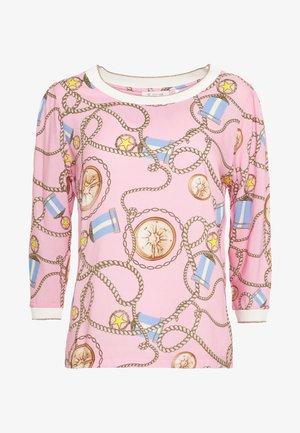 Bluse - spring pink