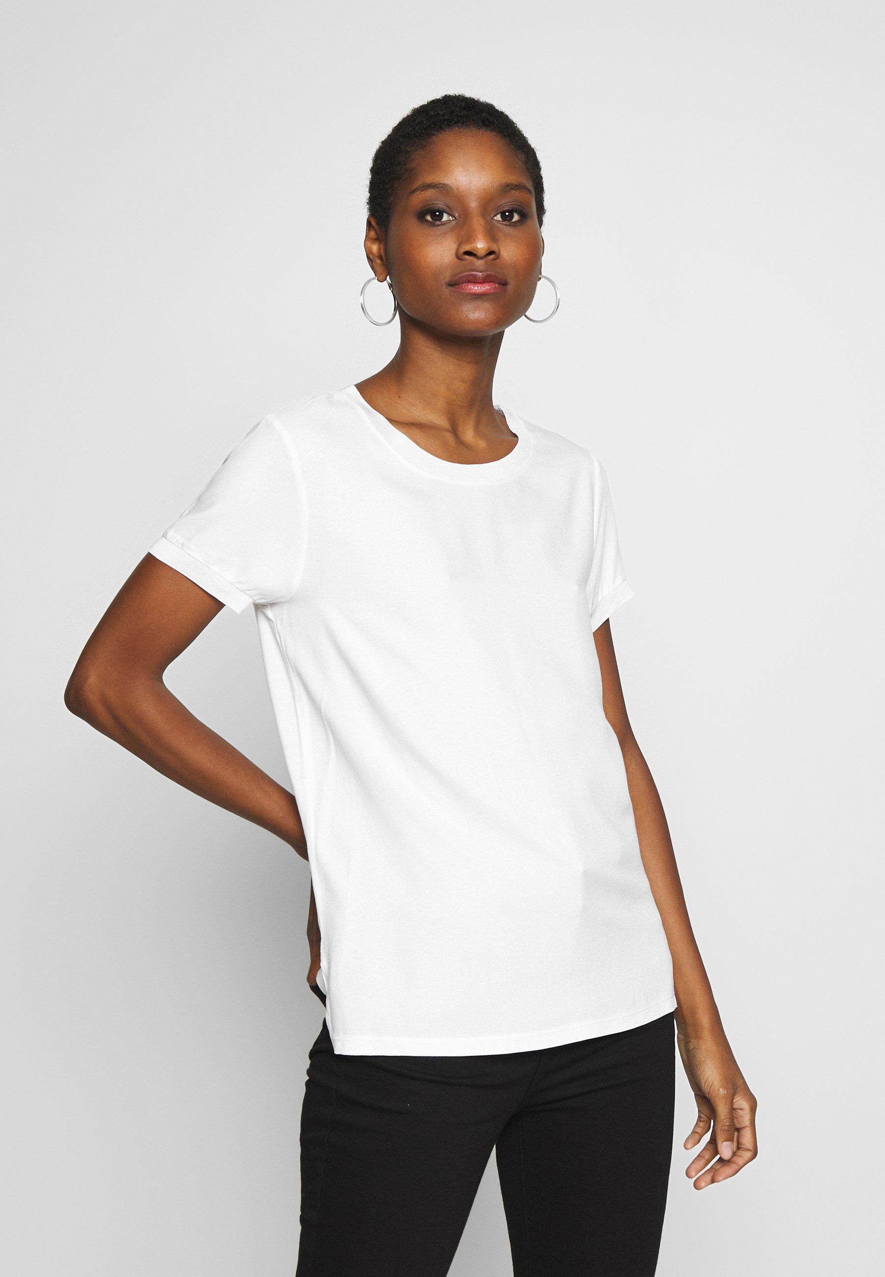 Rich & Royal Bluser - white