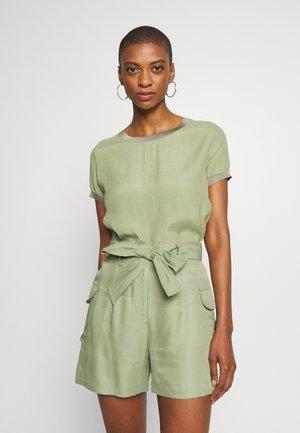 Bluser - safari green