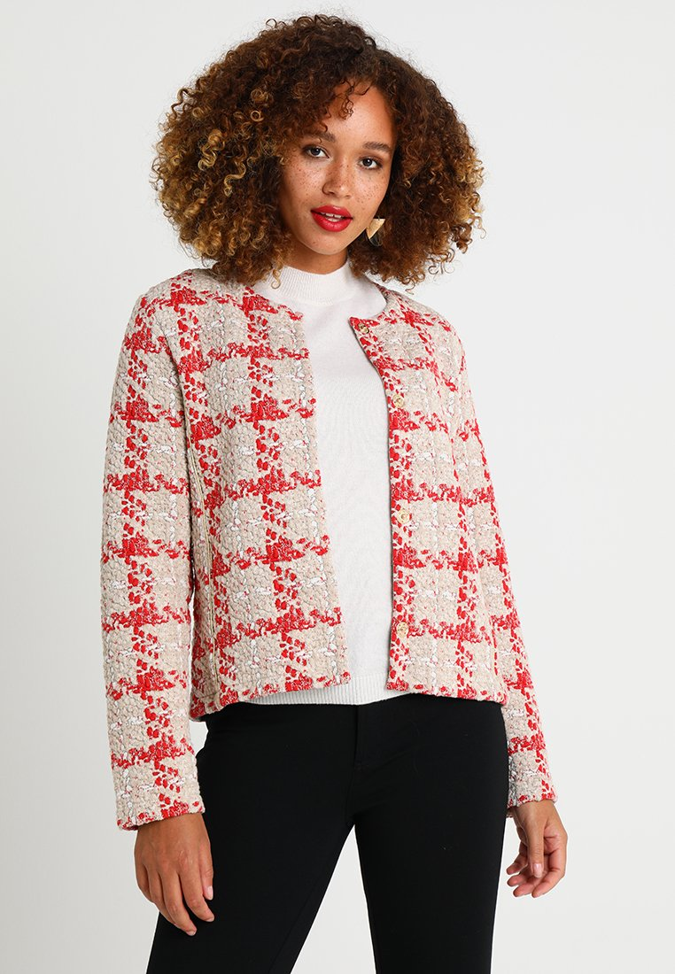 Rich & Royal - HOOK AND EYE - Blazer - flame red
