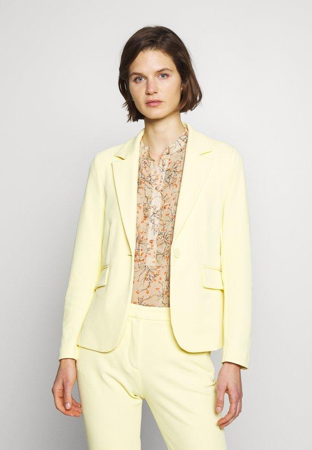 Blazer - light lemon