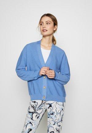 CARDIGAN - Cardigan - spring blue