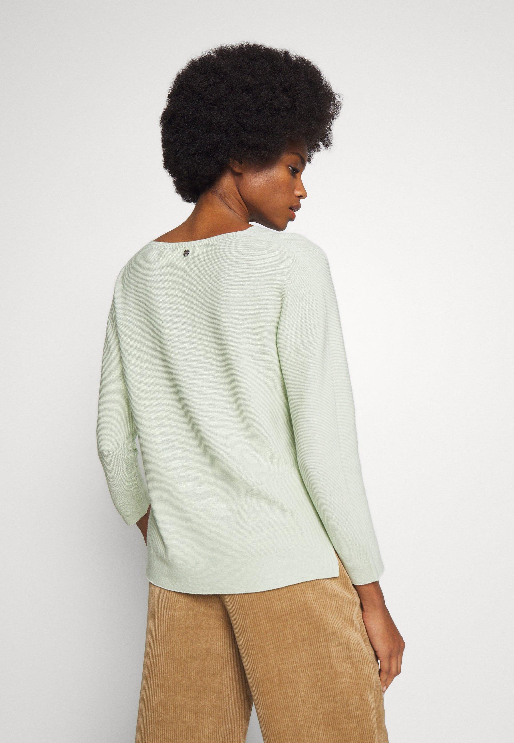 Rich & Royal Sweter - jade mint