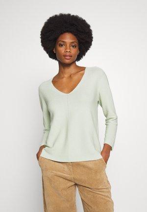 Jersey de punto - jade mint