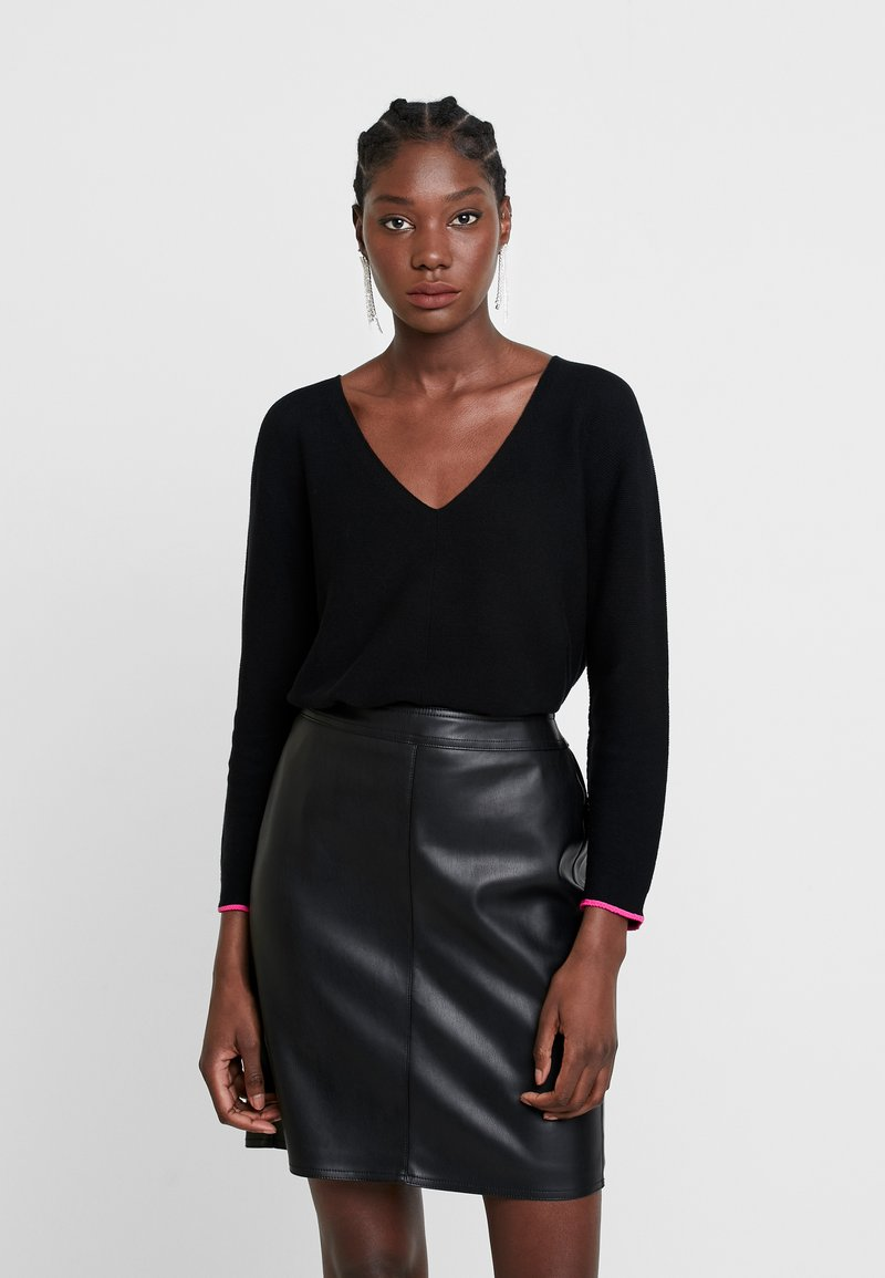 Rich & Royal - Maglione - black