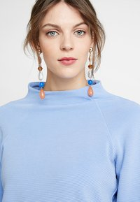 Rich & Royal - COMFY TURTLE - Long sleeved top - powder blue - 3