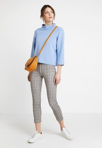 Rich & Royal - COMFY TURTLE - Long sleeved top - powder blue - 1