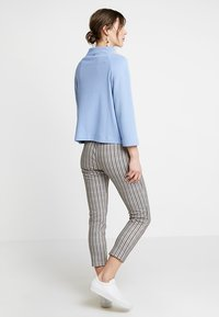Rich & Royal - COMFY TURTLE - Long sleeved top - powder blue - 2