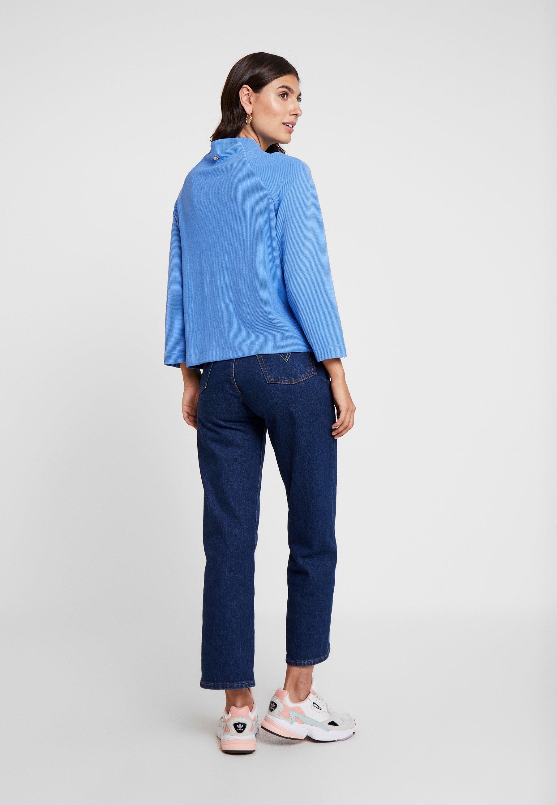 À Manches Cornflower Blue Royal Comfy shirt Richamp; Longues TurtleT 5Aj3RLS4cq