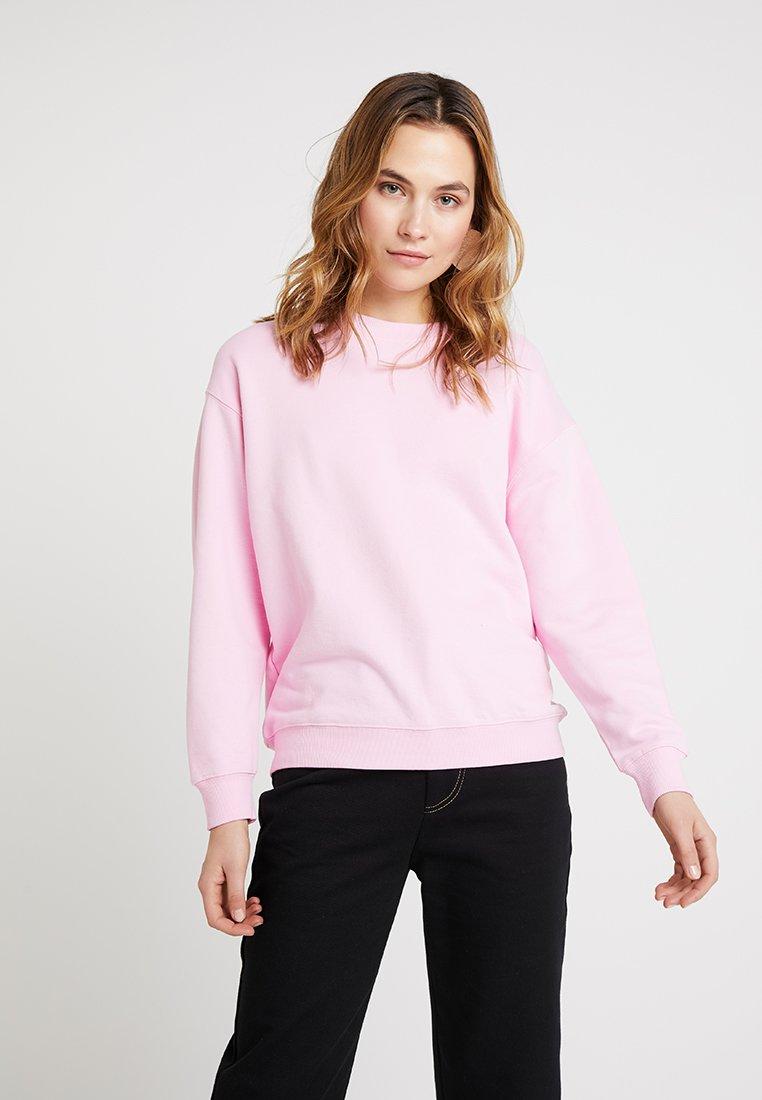 Rich & Royal - FELPA CREW - Sweatshirt - spring pink