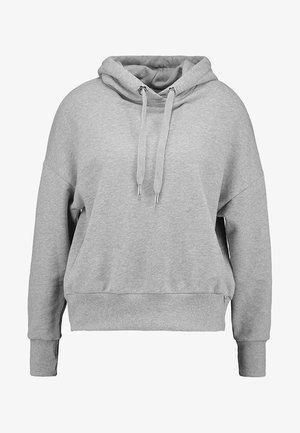 HOODIE - Hættetrøjer - grey melange