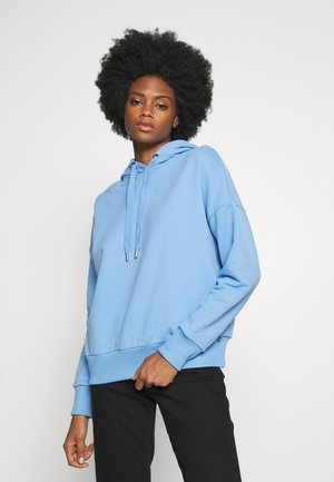 HOODIE - Jersey con capucha - spring blue