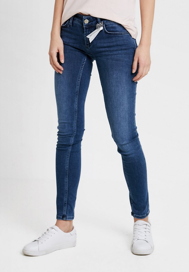 Rich & Royal - SUPER - Skinny džíny - denim blue