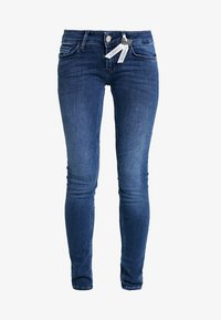 Rich & Royal - SUPER - Skinny džíny - denim blue - 4