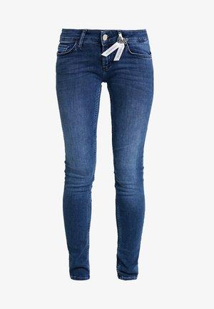 SUPER - Jeans Skinny Fit - denim blue