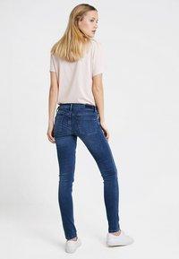 Rich & Royal - SUPER - Skinny džíny - denim blue - 2