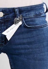 Rich & Royal - SUPER - Skinny džíny - denim blue - 3