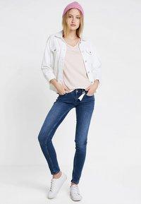 Rich & Royal - SUPER - Skinny džíny - denim blue - 1