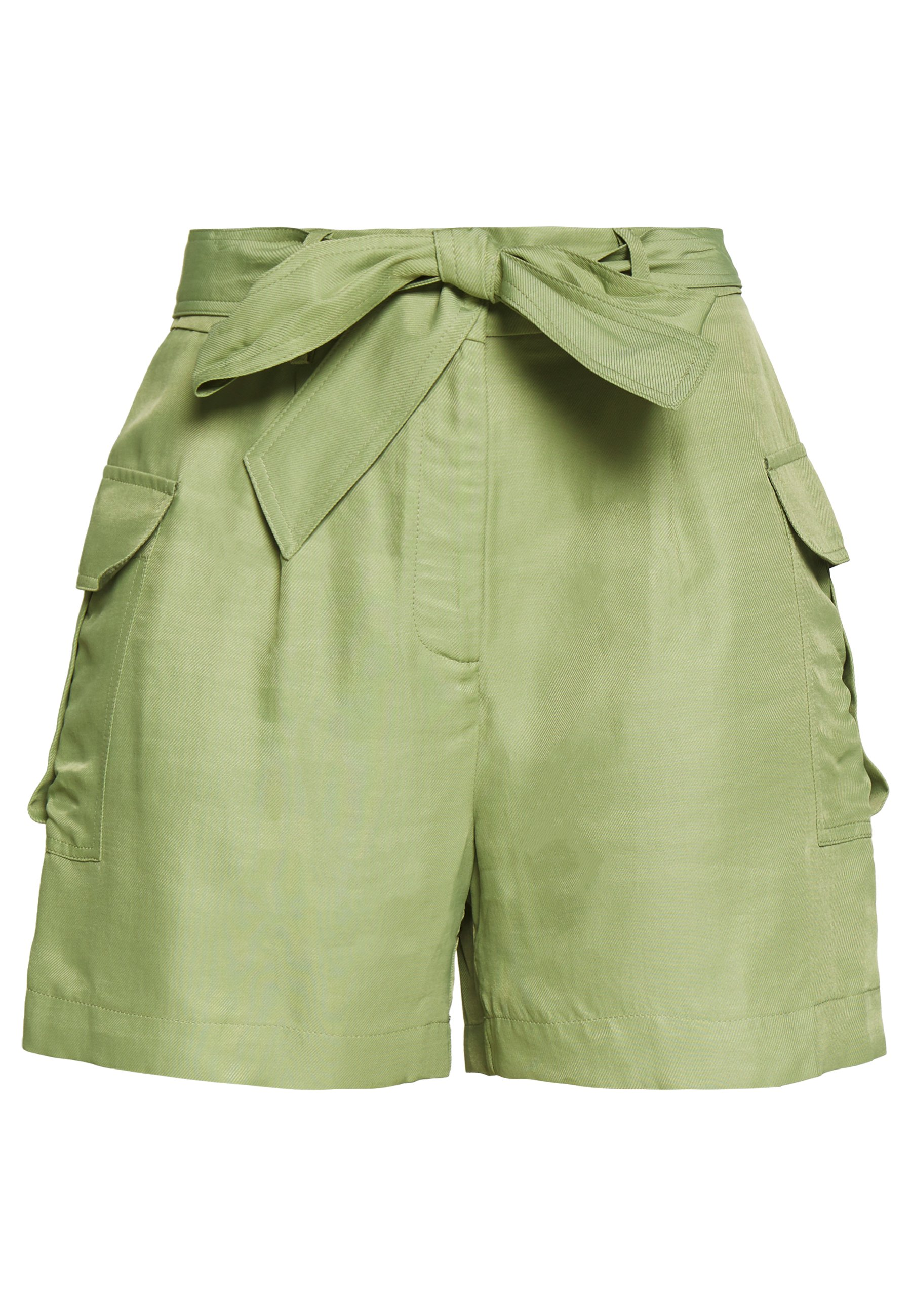 Rich & Royal Safari Look - Shorts Green