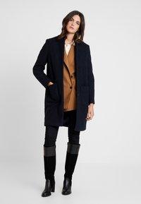Rich & Royal - TEDDY COAT - Manteau classique - deep blue - 1