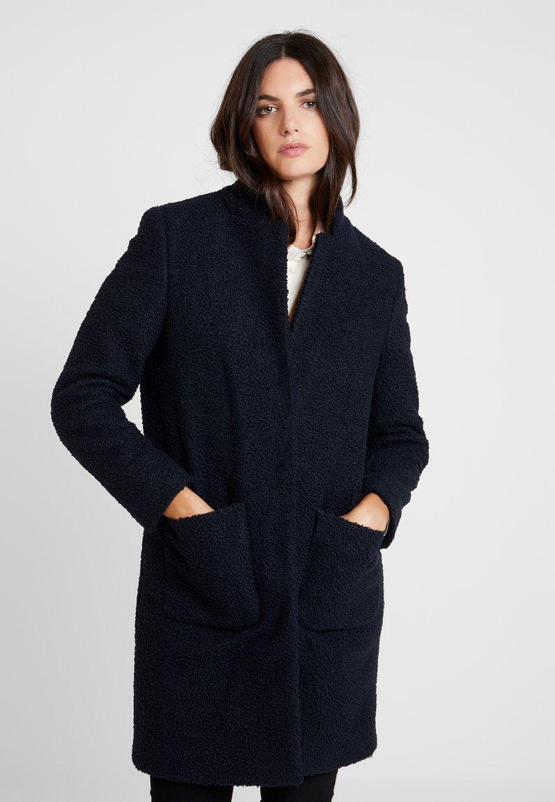 Rich & Royal - TEDDY COAT - Wollmantel/klassischer Mantel - deep blue