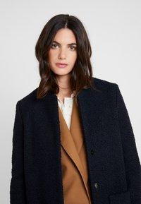 Rich & Royal - TEDDY COAT - Manteau classique - deep blue - 3