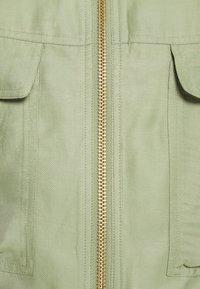Rich & Royal - BOMBER JACKET SAFARI LOOK - Lett jakke - safari green - 6