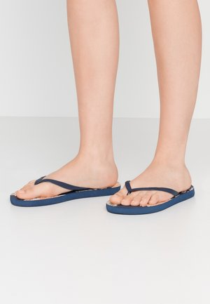 SUN SETTERS - Pool shoes - navy