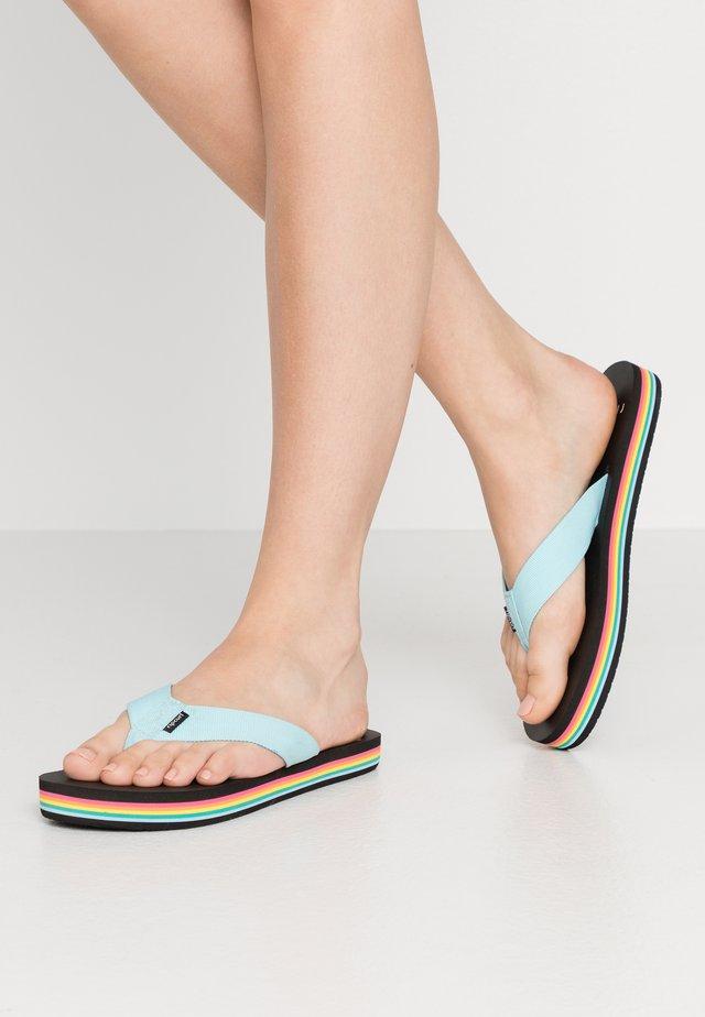 SKYE - T-bar sandals - blue