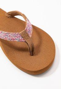 Rip Curl - FREEDOM - T-bar sandals - pink - 2