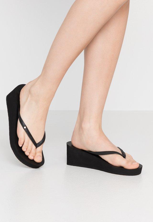 AVALON - Pool shoes - black