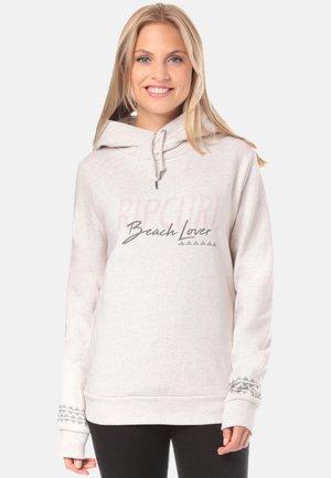 BEACH LOVER  - Hoodie - pink