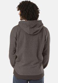 Rip Curl - FLAGSHIP - veste en sweat zippée - grey - 1