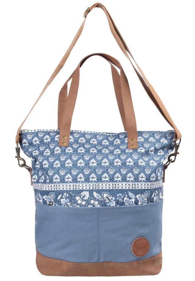 RIP CURL TASCHE NAVY BEACH TOTE - Tote bag - blue