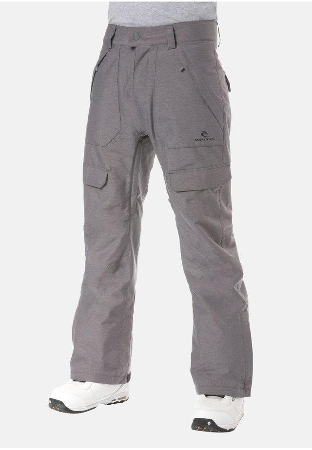 Snow pants - mauve