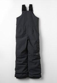 Rip Curl - Zimní kalhoty - jet black - 1